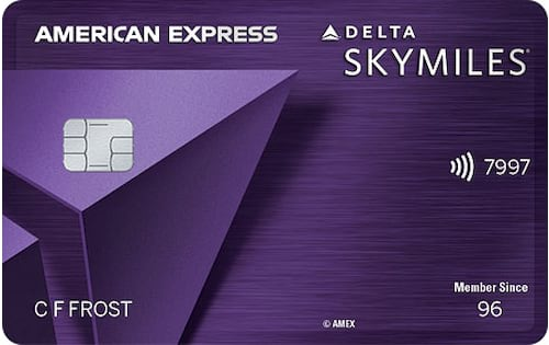 Delta SkyMiles® Reserve American Express Card Avatar