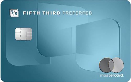 fifth third bank preferred credit card
