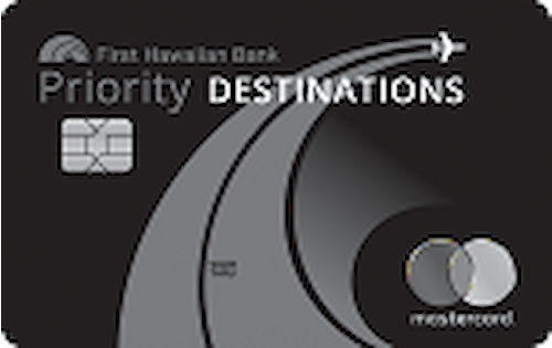 first hawaiian bank priority destinations world elite mastercard