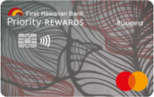 first hawaiian bank priority rewards business credit card