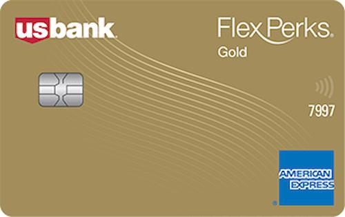 U.S. Bank FlexPerks®Gold American Express®Card