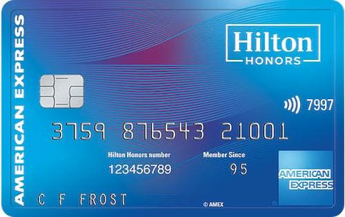 Hilton Honors Amex Reviews