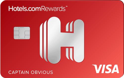 hotels com credit card
