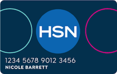 hsn store card