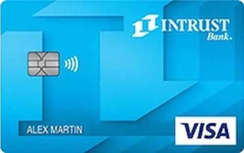 intrust bank visa platinum card