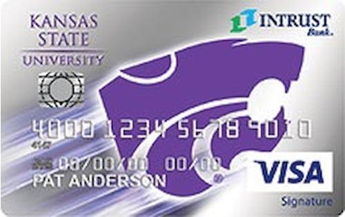 kansas state university credit card
