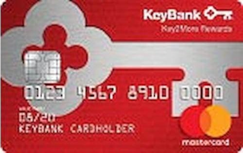 keybank key2more credit cards