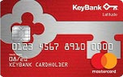 keybank latitude credit card