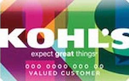 Kohl's Credit Card Avatar