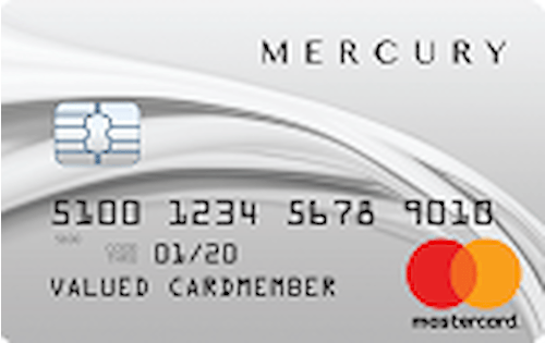 mercury credit card