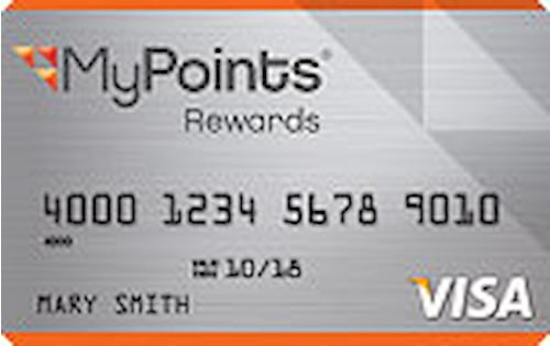mypoints credit card