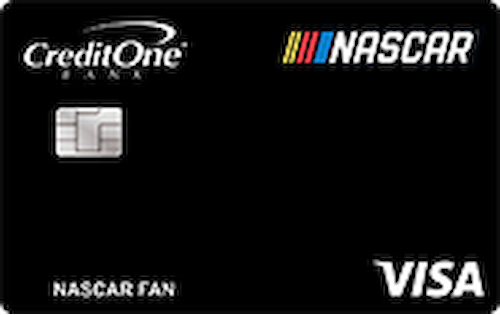 Official NASCAR® Credit Card from Credit One Bank® Avatar