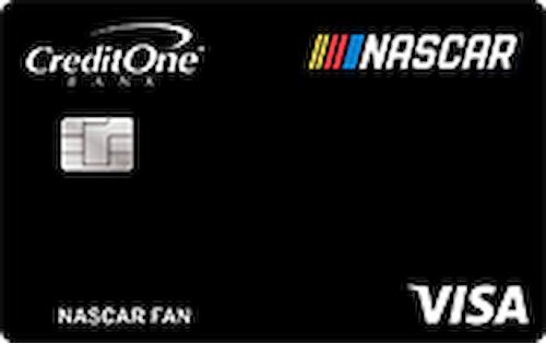 nascar credit card