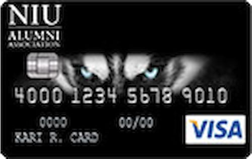 northern illinois university credit card