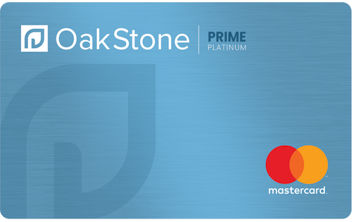 oakstone platinum secured mastercard