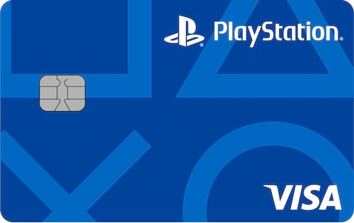 PlayStation® Credit Card