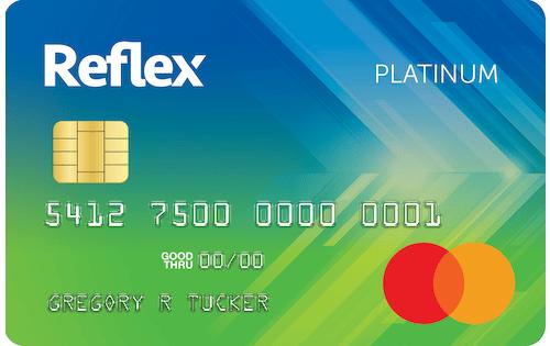 Reflex Mastercard® Credit Card Avatar