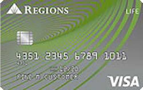 regions visa platinum credit card