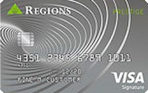 regions visa signature credit card