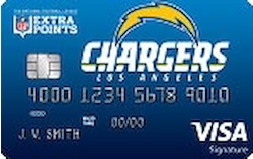 san diego chargers credit card