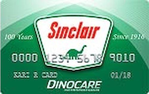 Sinclair Credit Card Avatar