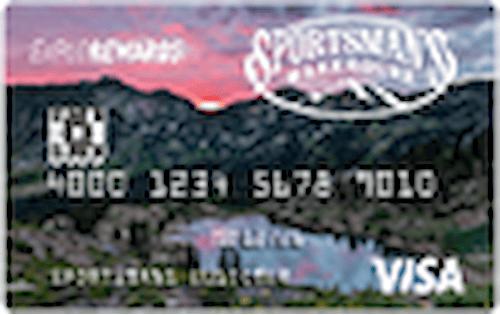 sportsmans warehouse credit card