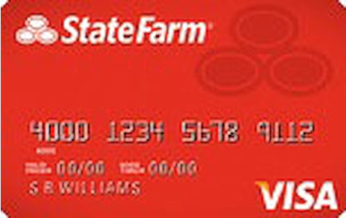 state farm bank student visa credit card