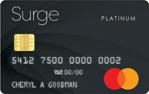 Surge Mastercard® Credit Card Avatar