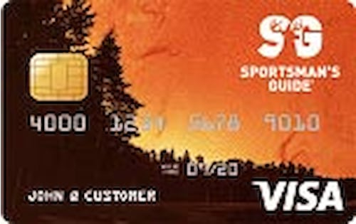 the sportsman s guide credit card