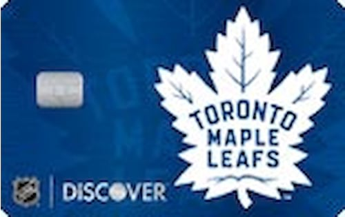 toronto maple leafs credit card