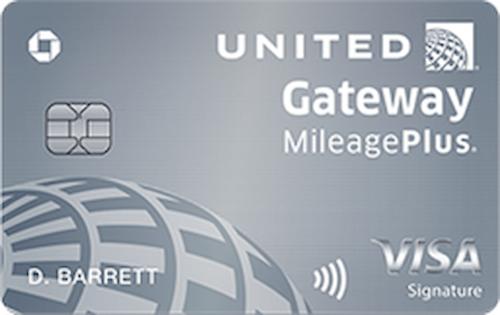 United Gateway℠ Credit Card