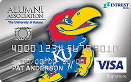 university of kansas credit card