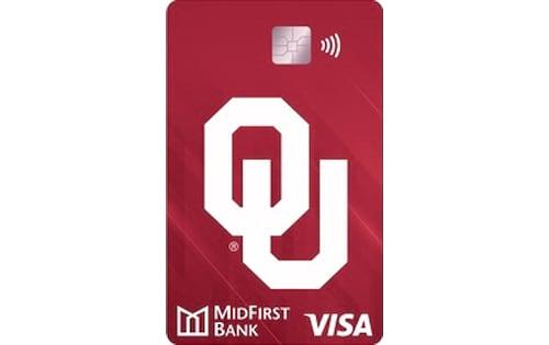 university of oklahoma credit card