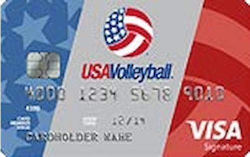 usa volleyball credit card