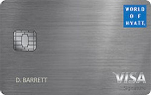 World of Hyatt Credit Card Avatar