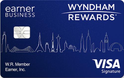 Wyndham Business Credit Card