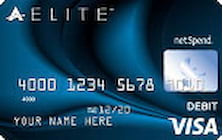 ACE Elite™ Visa Prepaid Debit Card