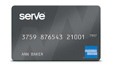 American Express Serve® Cash Back