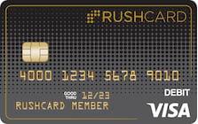 RushCard® Prepaid Visa® Carbon - Pay As You Go Avatar