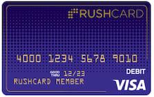 Midnight Prepaid Visa® RushCard - Unlimited Plan Avatar