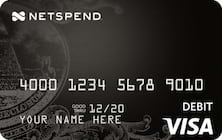 NetSpend® Visa® Prepaid Card - Pay-As-You-Go