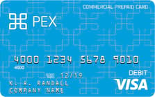 PEX Visa® Core Business Prepaid Card