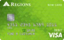 Regions Now Card Image