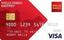 Wells Fargo EasyPay® Prepaid Card