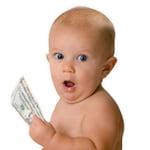 Baby's Got  Cash Back  Image