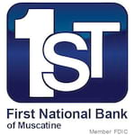 First National Bank of Muscatine Avatar