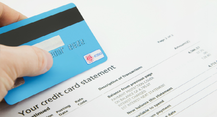 Strategies Paying Credit Card Bills