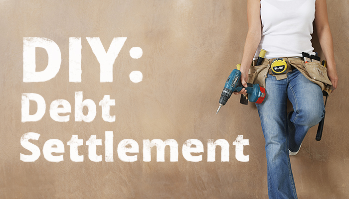 DIY Debt Settlement