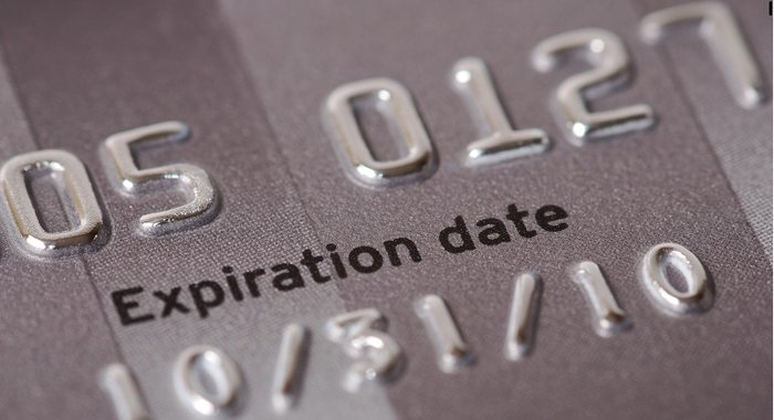 Credit Cards Expiration Date