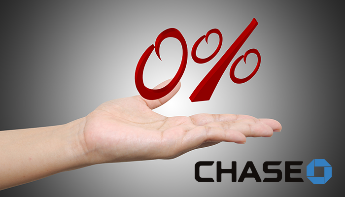 Chase Extends 0 Credit Card Rates